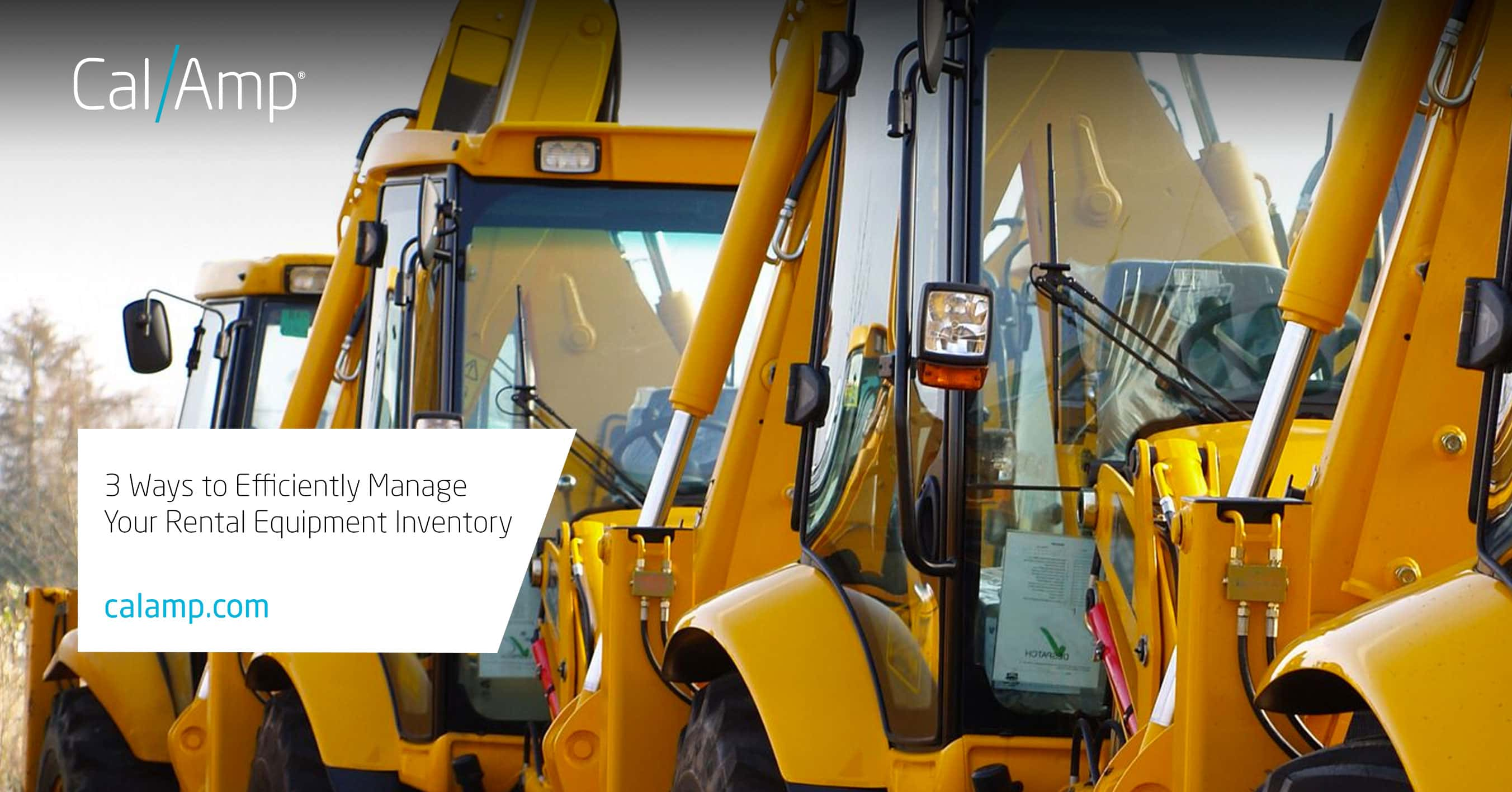 3 Ways to Efficiently Manage Your Rental Equipment Inventory