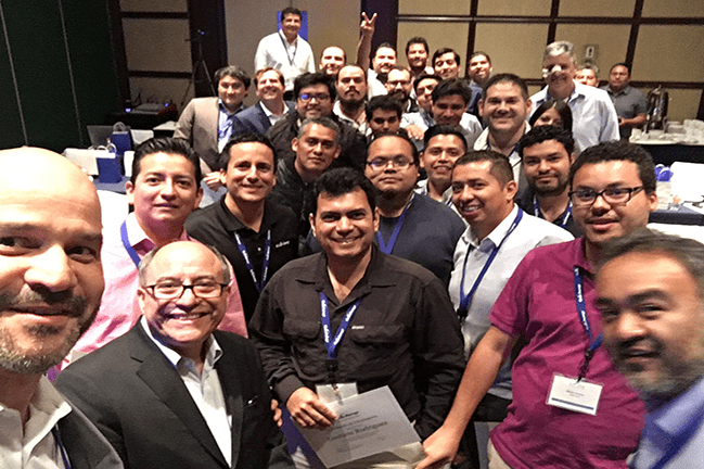 CalAmp's First Mexico City Customer Training Event Kicks Off