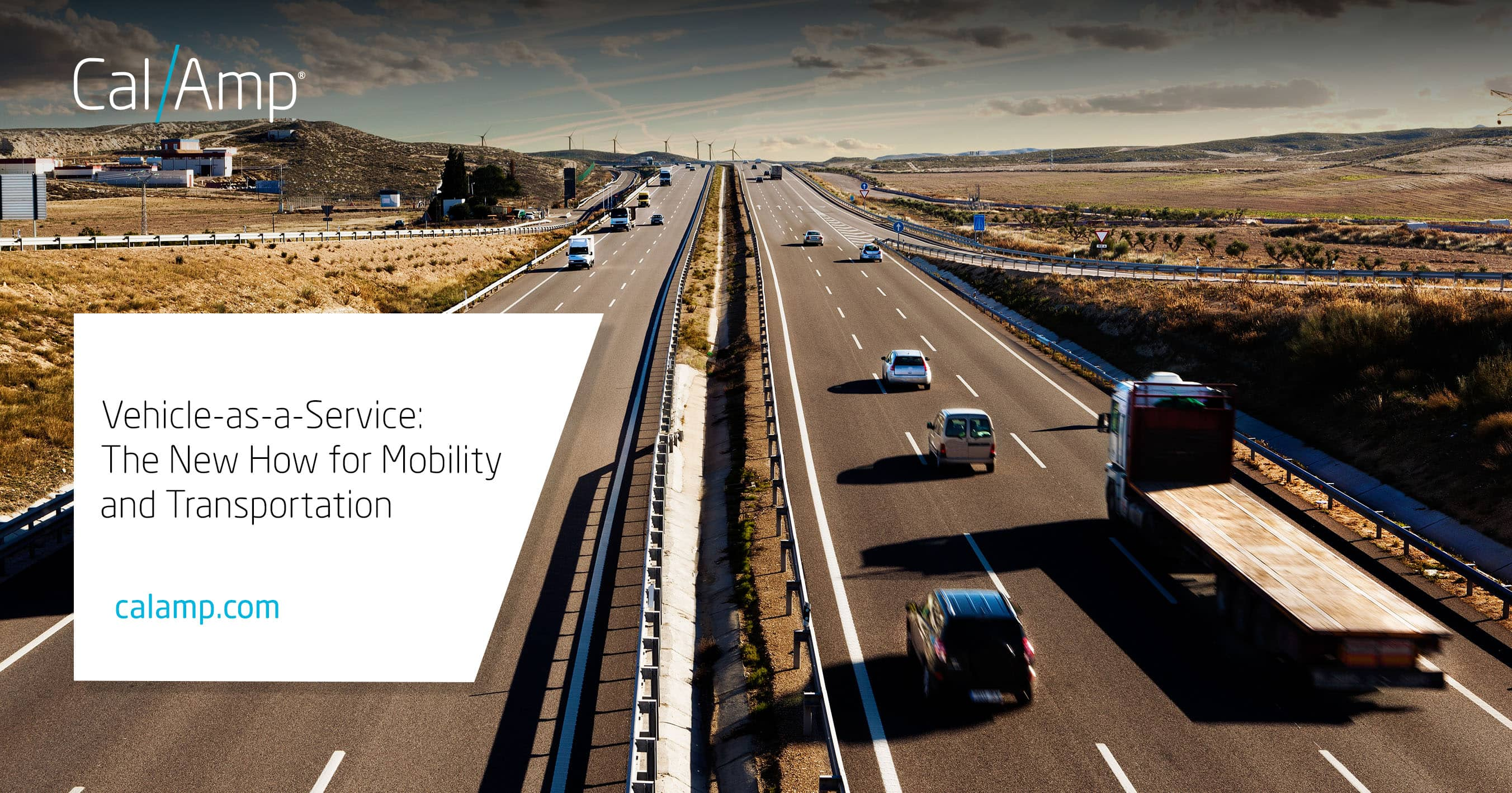 Vehicle-as-a-Service: The New How for Mobility and Transportation