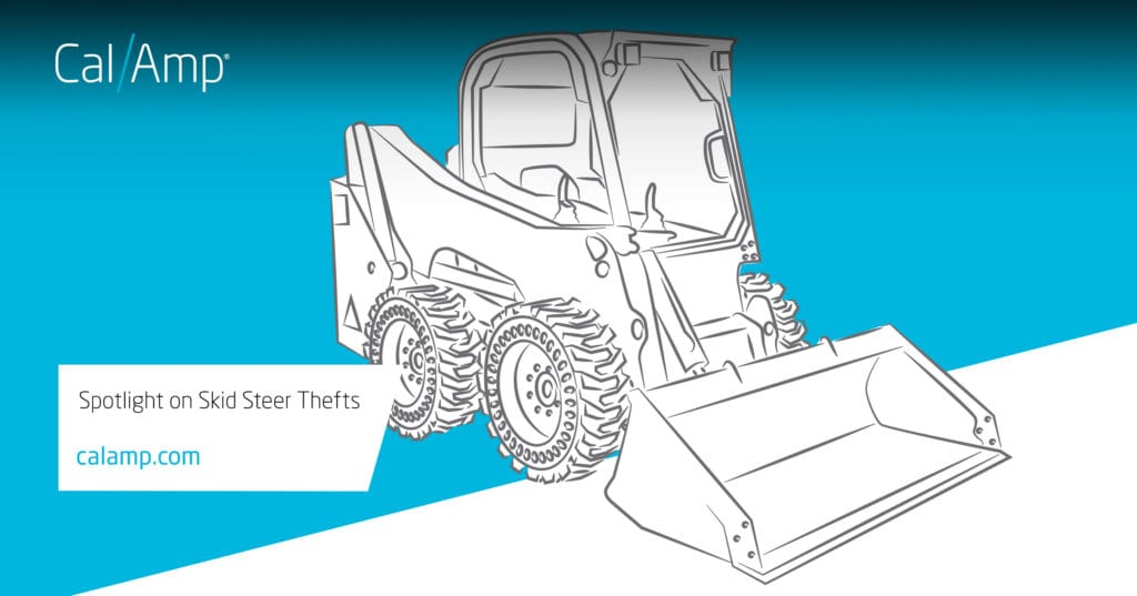 Spotlight on Skid Steer Thefts and Recoveries