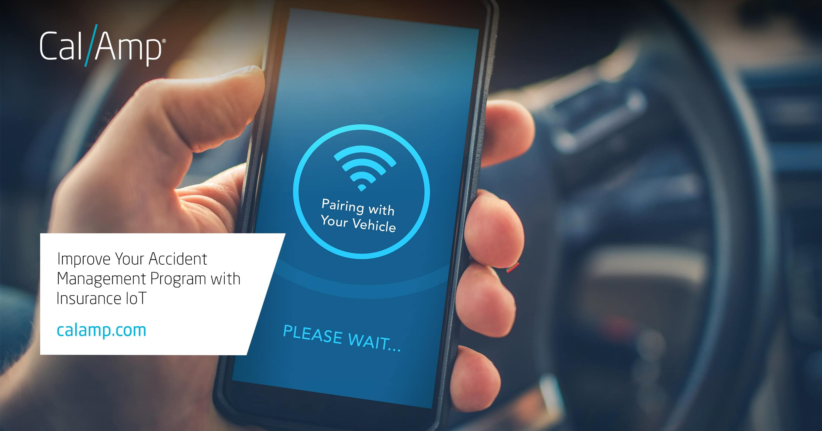 Improve Your Accident Management Program with Insurance IoT