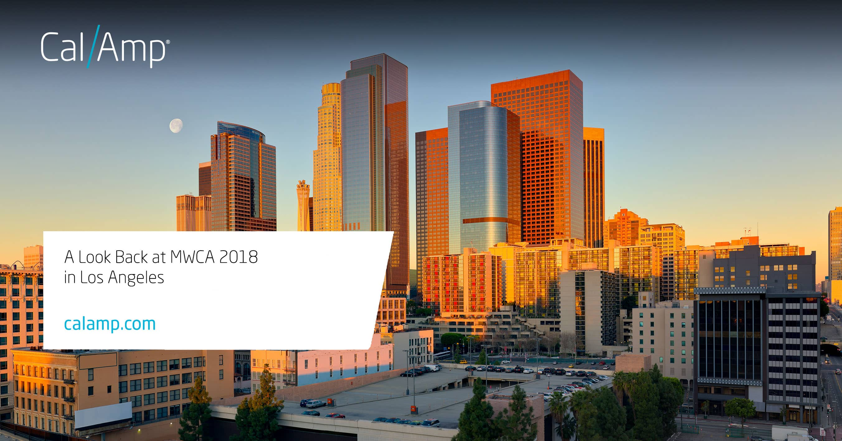 A Look Back at MWCA 2018 in Los Angeles