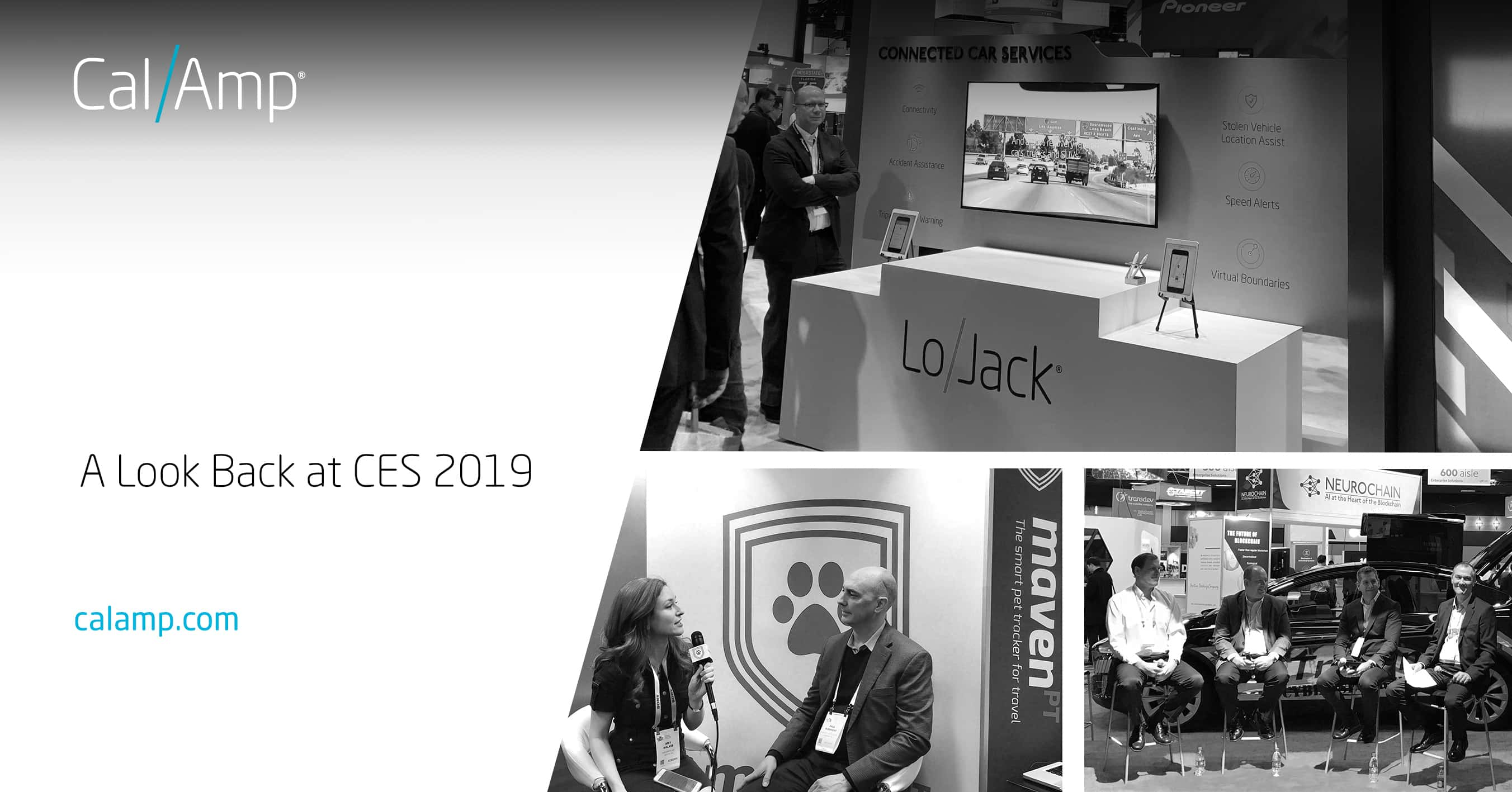 A Look Back at CES 2019