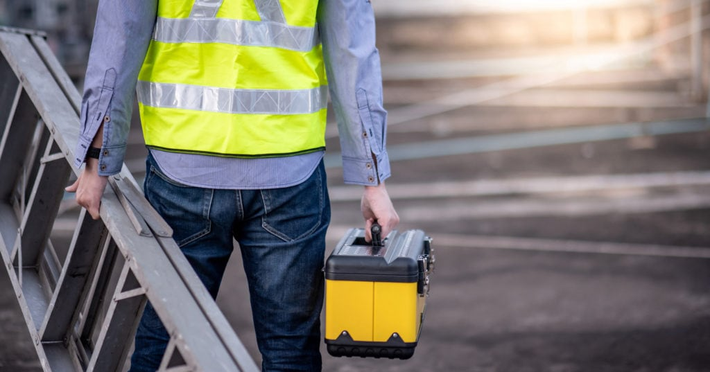 Asset tracking tags that integrate with a telematics device ensure that service techs have the tools they need at every job site and let them find lost tools fast.